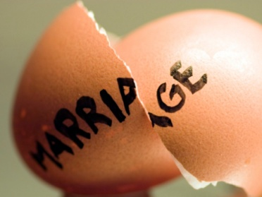 Broken Marriage Egg