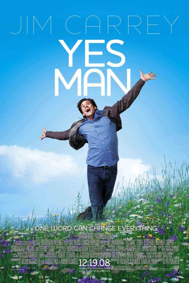 Yes Man poster art.